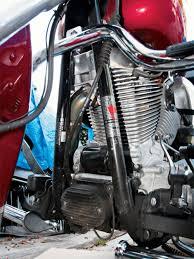 harley davidson motorcycle engine guard installation baggers