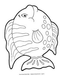free printable coloring pages fish printables