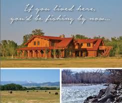 3 Bedroom Houses For Rent In Bozeman Mt Montana Log Homes For Sale Taunya Fagan Real Estate