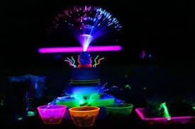 glow in the party decorations bright ideas for a blacklight glow party the best entry on