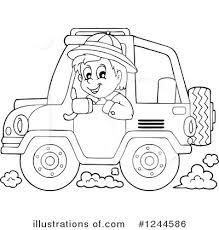 safari jeep front clipart jeep clipart outline clipartxtras