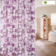 Shower Curtains Purple Popular Purple Bathroom Curtain Buy Cheap Purple Bathroom Curtain