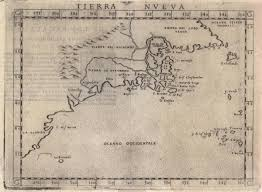 Map Of New England Coast by 16th Century Pennsylvania Maps