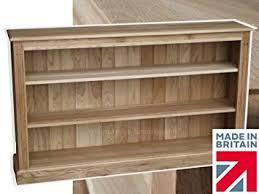 Oak Bookshelves by 100 Solid Oak Bookcase 3ft X 5ft Handcrafted U0026 Oiled Adjustable