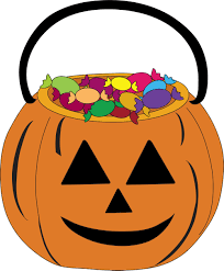 halloween candies clipart clipartfest