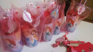 princess candy bags disney princess party gift bags