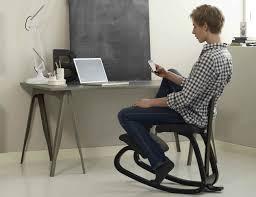 variable balans ergonomic desk chair gadget flow