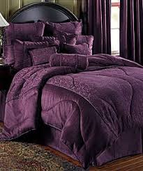 Polka Dot Comforter Queen 8 Piece Queen Purple Polka Dot Comforter Set Bedding Pinterest