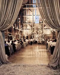 a vintage rustic wedding in a barn in california martha stewart
