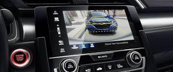 Checkered Flag Honda Norfolk Va The Technology Features Inside The 2017 Honda Civic Sedan