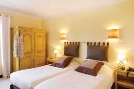 chambre villa hôtel villa glanum à rémy de provence les chambres
