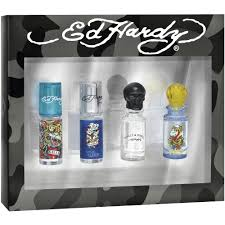 ed hardy perfume by christian audigier 2 piece gift set for women