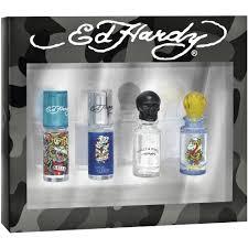 halloween perfume gift set ed hardy perfume by christian audigier 2 piece gift set for women