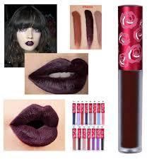 matte maroon lipstick 15 colors limecrime makeup lip gloss matte lipstick with retail