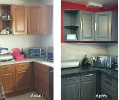 peinture resine meuble de cuisine peinture meubles cuisine les cuisines de claudine racnovation