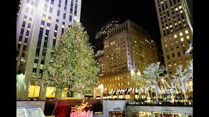 rockefeller tree when is lighting 2017 how to see