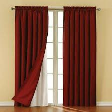Energy Efficient Curtains Cheap Eclipse Curtains U0026 Drapes Window Treatments The Home Depot