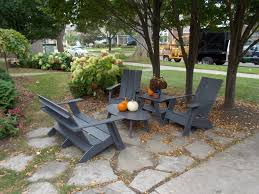 Recycled Patio Furniture Recycled Outdoor Furniture The Michigan Landscape Blog