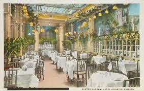 postcard u2013 chicago u2013 hotel atlantic u2013 450 rooms 300 baths