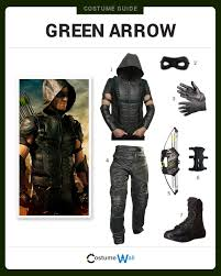 halloween archer costume dress like green arrow costume halloween and cosplay guides
