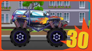 monster truck bigfoot video vehicles car truck bigfoot presents meteor and the mighty monster