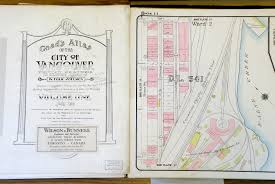 Map Of Vancouver Canada by 1912 Historical Layer Now Available In Vanmap Authenticity