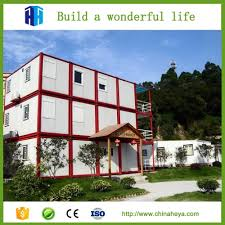 2017 selling shipping container house made by heya international