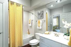 yellow and grey bathroom decorating ideas yellow bathroom decorating ideas mekomi co