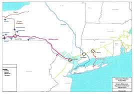 Utica New York Map by Ny Gas Maps