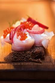 recette de cuisine poisson recette gravlax de cabillaud