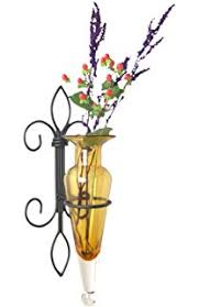 Vase Wall Sconce Danya B Hora Vase On Twig Wall Sconce In