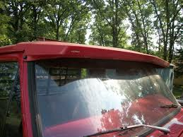 Classic Ford Truck Glass - pics of exterior sun visors ford truck enthusiasts forums