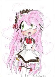 amy rose 1 by laurypinky972 on deviantart