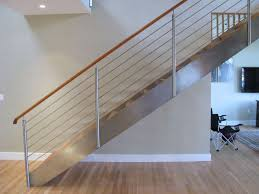 Wooden Banister Rails The 25 Best Stainless Steel Handrail Ideas On Pinterest