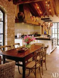 nice white color wooden kitchen island featuring black color