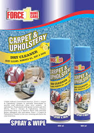 Upholstery Dry Cleaner Shaan Laboratories