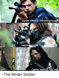 Winter Soldier Meme - things marvel captain america the first avenge captain america the