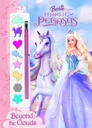 image barbie magic pegasus clouds book jpg