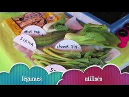 comment cuisiner les legumes comment cuisiner les légumes chinois