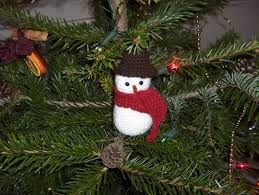 megan knits stuff and things tree decorations