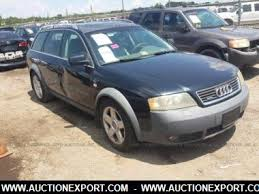 2004 audi station wagon used 2004 audi allroad station wagon car for sale at auctionexport