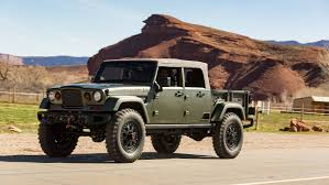 jeep chief 2016 jeep crew chief 715 concept motor1 com photos