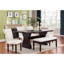 effie dining table by acme furniture 71515 acme acme furniture