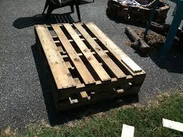 Pallet Furniture Outdoor Diy Outdoor Pallet Bar Restless Arrow