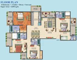 2250 sq ft 4 bhk 4t apartment for sale in maxblis white house ii