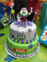 Buzz Lightyear Centerpieces by Toy Story Birthday Cake Buzz Lightyear Birthday Cake Fondant