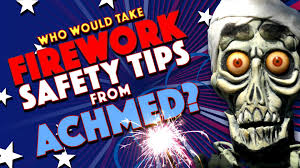 Achmed Halloween Costumes Firework Safety Tips Achmed Dead Terrorist