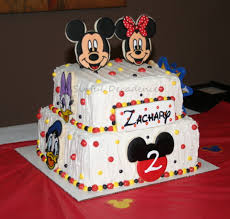 mickey mouse clubhouse cookies and cake sinful decadence
