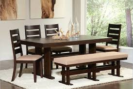 Bench Seating For Dining Room by 26 Big Small Dining Room Sets With Bench Seating Hashtag Digitals