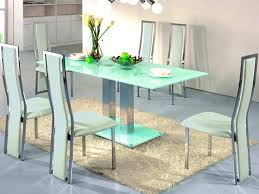 kitchen 87 exquisite glass dining table beautiful designer room